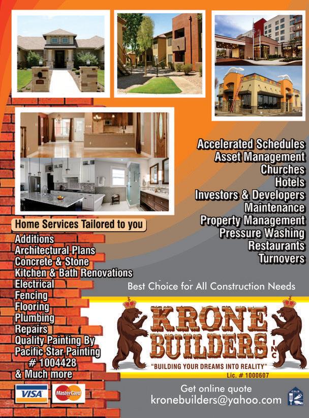 Krone Builders Inc.